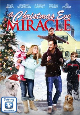 A Christmas Eve Miracle - DVD   -