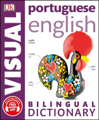 Portuguese English Bilingual Visual Dictionary  -     By: DK