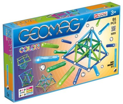 GEOMAG Color (91 Pieces)   -