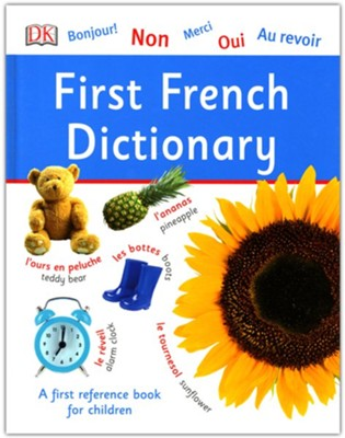 First French Dictionary  -     By: DK