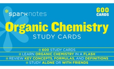 Organic Chemistry SparkNotes Study Cards  -     By: SparkNotes