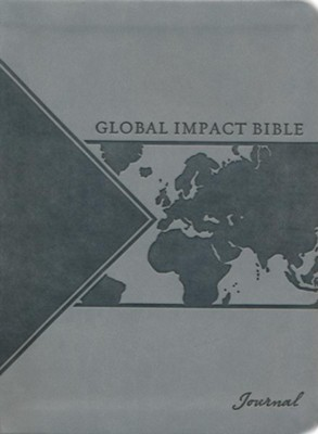 Global Impact Bible Journal  -