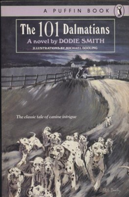 101 Dalmatians - eBook  -     By: Dodie Smith, Michael Dooling