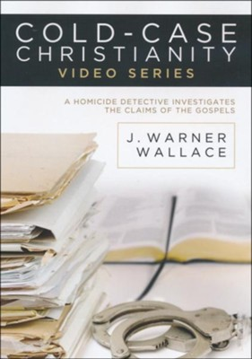 Cold-Case Christianity DVD  -     By: J. Warner Wallace