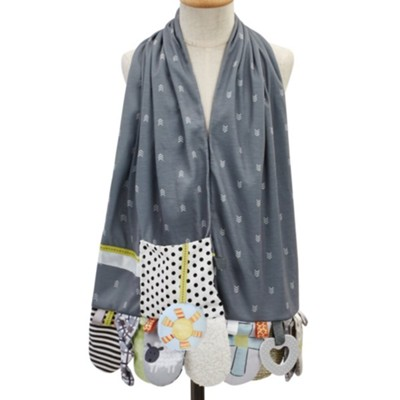 Mommy and Me Activity Scarf  -