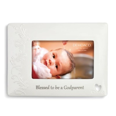 Blessed to be a Godparent Photo Frame  -