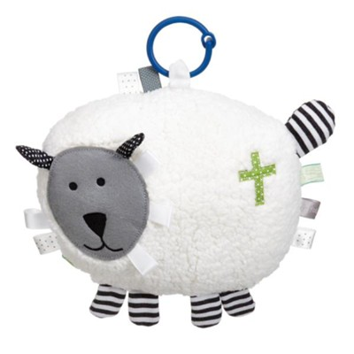 Activity Lamb Rattle  -