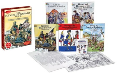 Revolutionary War Discovery Kit  -