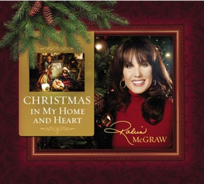 Christmas In My Home and Heart - eBook  -     By: Robin McGraw