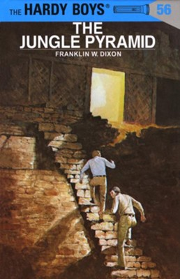 Hardy Boys 56: The Jungle Pyramid: The Jungle Pyramid - eBook  -     By: Franklin W. Dixon