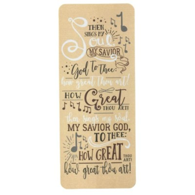 Then Sings My Soul Bookmark