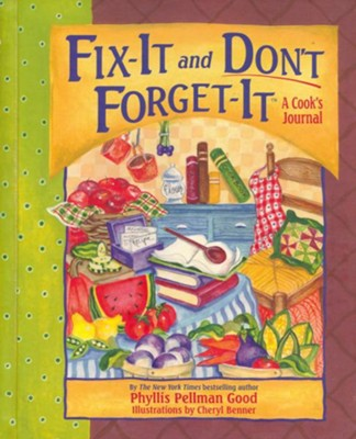 fixit and forgetit box of recipe cards