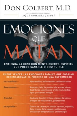 Emociones que Matan (Deadly Emotions) - eBook  -     By: Dr. Don Colbert