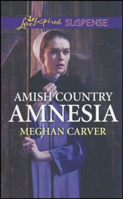 Amish Country Amnesia  -     By: Meghan Carver