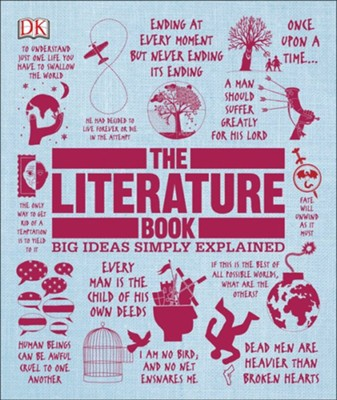 The Literature Book: Big Ideas Simply Explained  -     By: DK