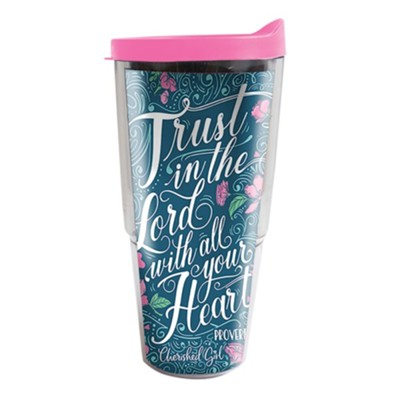 Trust in the Lord Travel Mug  -