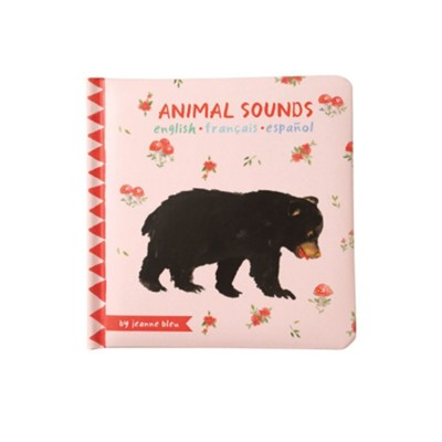 Animal Sounds Boardbook  -