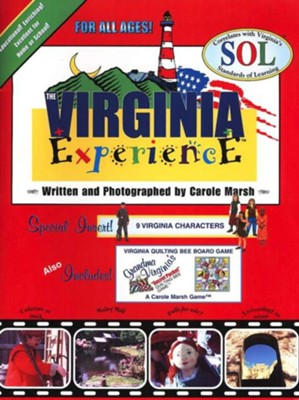The Virginia Experience Book  -     By: Carole Marsh