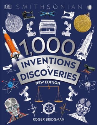 1000 Inventions and Discoveries  -     By: Roger Bridgman