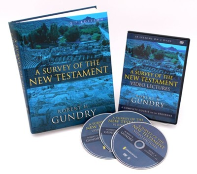 Survey of the New Testament - Video Lecture Course Bundle   -     By: Robert H. Gundry