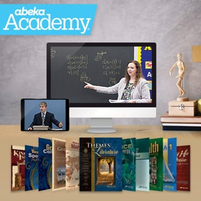 Abeka Academy Grade 9 Tuition and Books Enrollment     -     By: Abeka