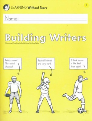 Building Writers Student Workbook B   -
