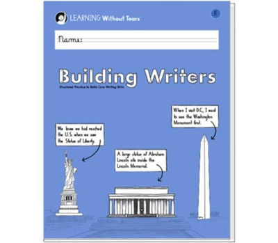 Building Writers Student Workbook E   -