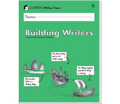 Building Writers Student Workbook F   -