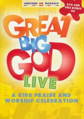 Great Big God   -     By: Vineyard Kids