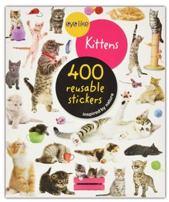 Eyelike Stickers: Kittens  -