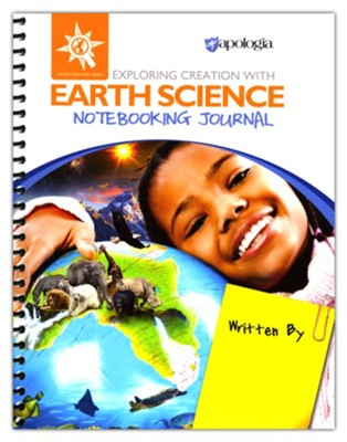 Exploring Creation with Earth Science Notebooking Journal  -     By: Rachael Carman
