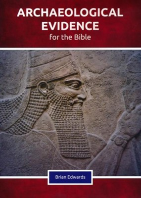 Archaeological Evidence for the Bible DVD (Best of British Bible & Science)  -     By: Brian Edwards