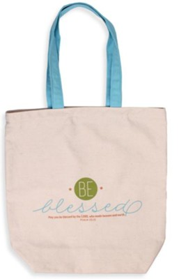 Be Blessed Tote Bag  -