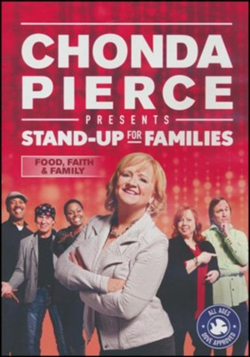 Stand Up for Families: Food, Faith & Family   -     By: Chonda Pierce