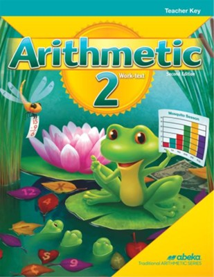Arithmetic 2 Teacher Key (2nd Edition)   -