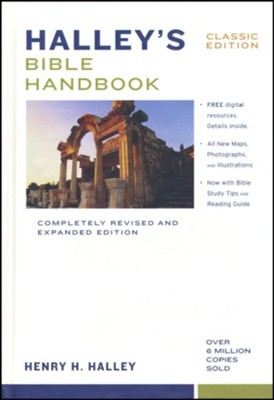 Halley's Bible Handbook, Classic Edition: Completely Revised and Expanded  -     By: Henry H. Halley