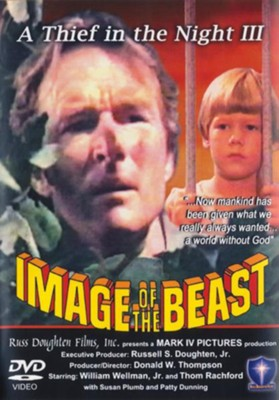 Image of the Beast, DVD    -