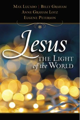 Jesus, Light of the World: Christmas Devotional - eBook  -