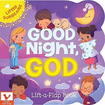 Good Night God Chunky Lift A Flap Board Book Scarlett Wing