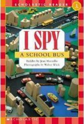 I Spy A School Bus (Level 1)  -     By: Jean Marzollo     Illustrated By: Walter Wick