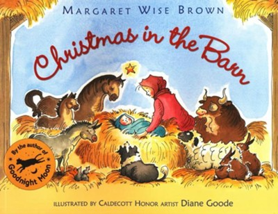 Christmas in the Barn, Softcover   -     By: Margaret Wise Brown
