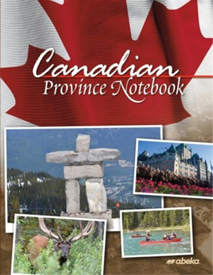 Canadian Province Notebook (Unbound Edition)   -