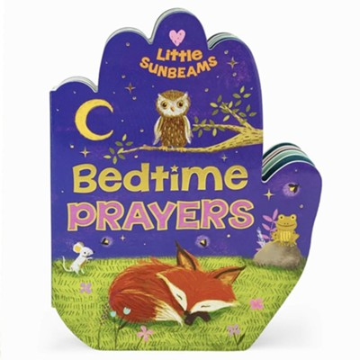 Bedtime Prayers  -     By: Ginger Swift     Illustrated By: Maria Mola