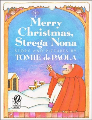 Merry Christmas, Strega Nona   -     By: Tomie dePaola