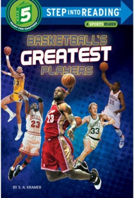 BASKETBALLS GREATEST PLAYERS  -     By: Sydelle Kramer