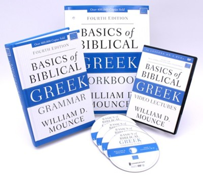 Basics of Biblical Greek - Video Lecture Course Bundle   -     By: William D. Mounce