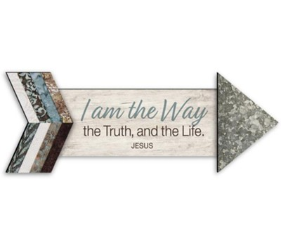 I am the Way, Pathways Arrow Magnet  -