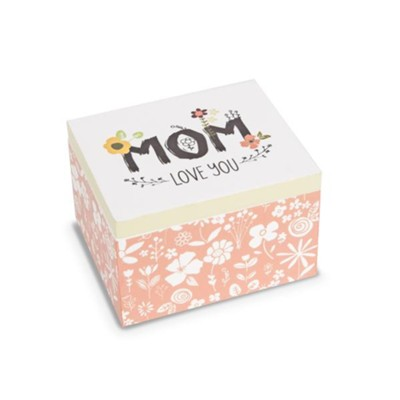 Mom, Love You Keepsake Box  -