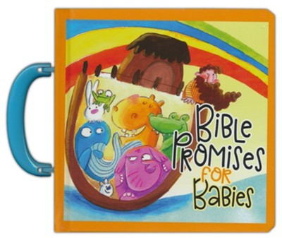 Bible Promises for Babies  -     By: Karoline Pahus Pedersen     Illustrated By: Alejandra Romer