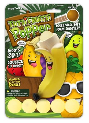 Banana Squeeze Popper  -